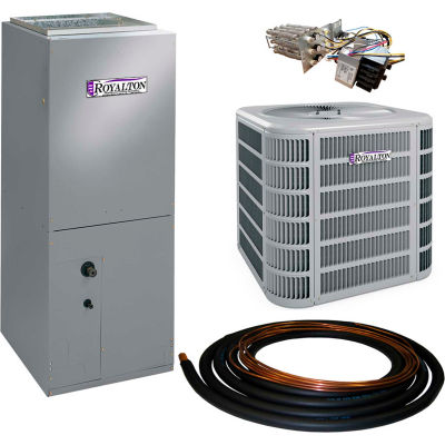 ROYALTON Residential Electric Heat Pump System - 4HP15L36P - 3 Ton - 33800 BTU - 14 SEER