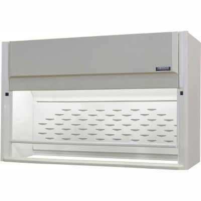 """HEMCO® CE AireStream Fume Hood with Explosion Proof Light, 72""""W x 24""""D x 45""""H"""