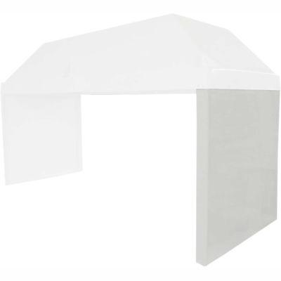 "HEMCO® Canopy Hood Side Wall Panel, Stainless Steel (per Side), 30""W x 36""H"