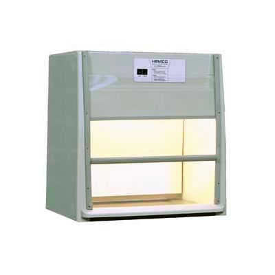 "HEMCO® EcoFlow Fume Hood with Vapor Proof Light, 48""W x 23""D x 36""H"