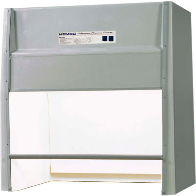 """HEMCO® Clean Aire II Ductless Fume Hood, 48""""W x 23""""D x 36""""H"""