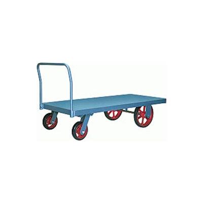 Hamilton® Steel Platform Truck 36 x 72 - Metal Wheels 5000 Lb. Cap.