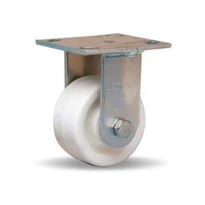 Hamilton® Standard Cold Forged Rigid 4 x 2 Aqualite® Delrin 550 Lb. Caster