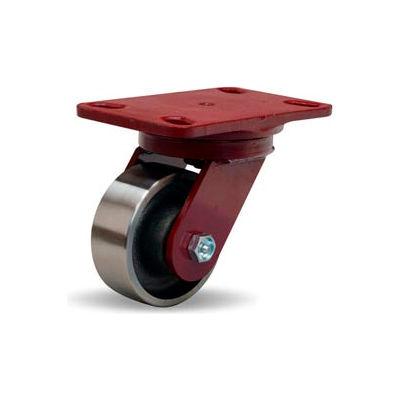 Hamilton® Heavy Service Swivel 4 x 1-1/2 Roller 1400 Lb. Caster
