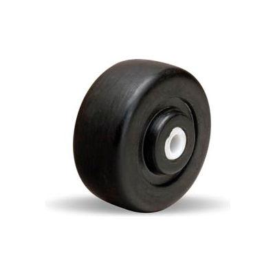 "Hamilton® Ebonite Wheel 2-1/2 x 1-1/8 - 5/16"" Oilless Bearing"