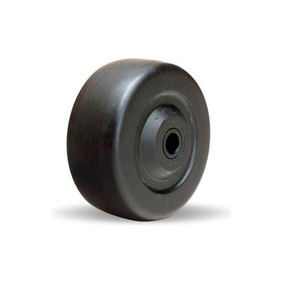 "Hamilton® Ebonite Wheel 3 x 1-1/4 - 3/8"" Oilless Bearing"