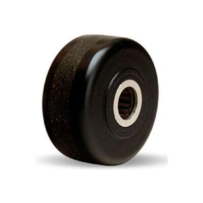"Hamilton® Plastex Wheel 3-1/4 x 1-1/2 - 1/2"" Roller Bearing"