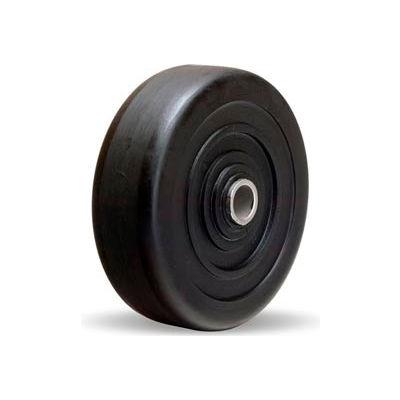 "Hamilton® Ebonite Wheel 4 x 1-1/4 - 1/2"" Oilless Bearing"