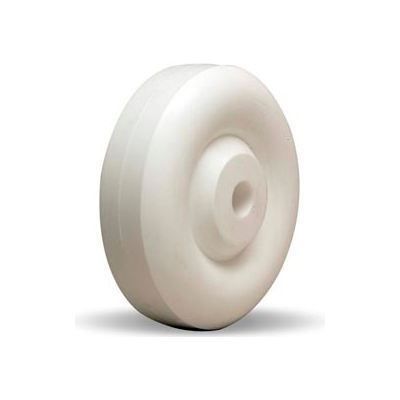 "Hamilton® Aqualite® Wheel 4 x 1-3/8 - 1/2"" Plain Bearing"