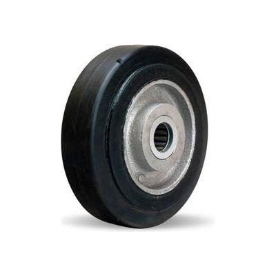 """Hamilton® Neoprene Rubber On Aluminum 5 x 1-1/2 - 3/4"""" Roller Bearing"""