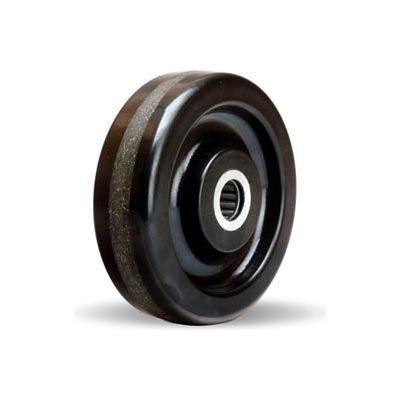 "Hamilton® Plastex Wheel 5 x 1-1/2 - 3/4"" Roller Bearing"