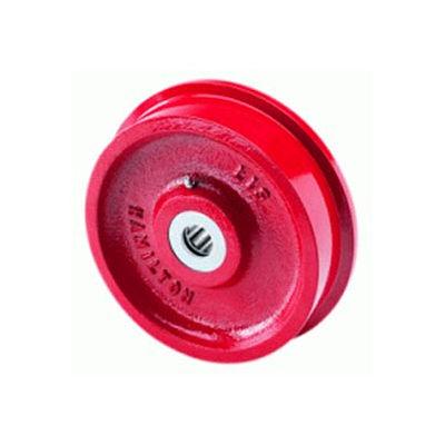 "Hamilton® Track Wheel 8-7/8 x 2-1/4 - 1"" Plain Bearing"