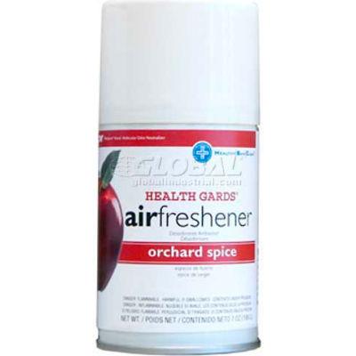 AirWorks® Metered Aerosol Air Fresheners, Orchard Spice, 12/Case, 07930