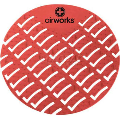 AirWorks® Urinal Screen, Orchard Spice, 10/Case, AWUS230-BX