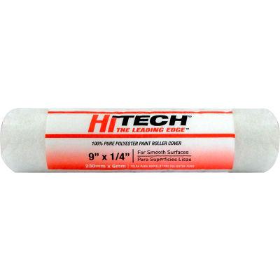 "Hi-Tech® 9"" Polyester Roller Cover 1/4"" Nap - RC01893 - Pkg Qty 48"