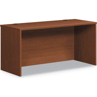 "HON® Credenza Shell, 60""W x 24""D x 29""H -Shaker Cherry - Foundation Series"