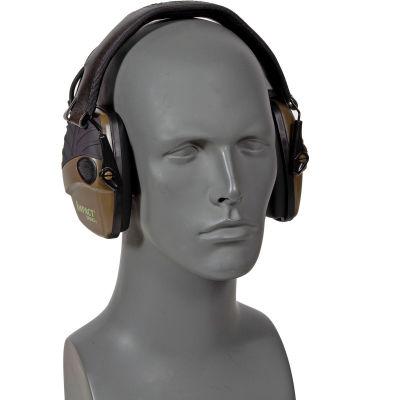Howard Leight R-01526 Impact Sport Headband Earmuff, NRR 22