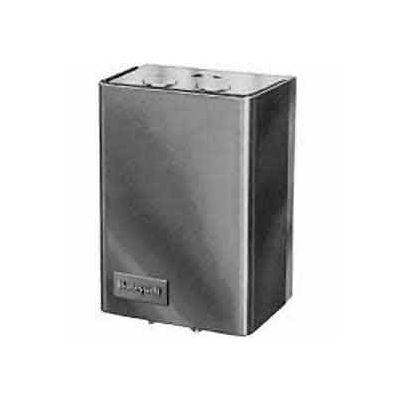 Honeywell Triple Aquastat Relay L8124L1011, W/ 10 F Fixed Low Limit: 10-25 F Adj Differential