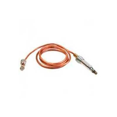 """Honeywell 30 Mv Thermocouple W/ 11/32 32 Male Connector Nut Connection 18"""" Leads Q340A1066"""
