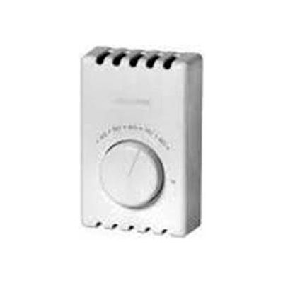 Honeywell Premier White Electric Heat Thermostat For Electric Baseboard Heat T410A1013