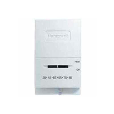 Honeywell Mercury Free Heat Only Thermostat With Low Temperature Scale T822K1042