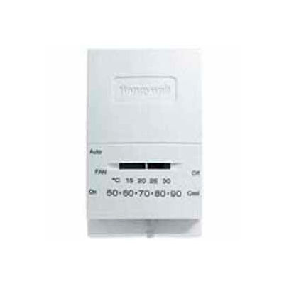 Honeywell Mercury Free Cool Only Thermostat With Positive Off T834L1004