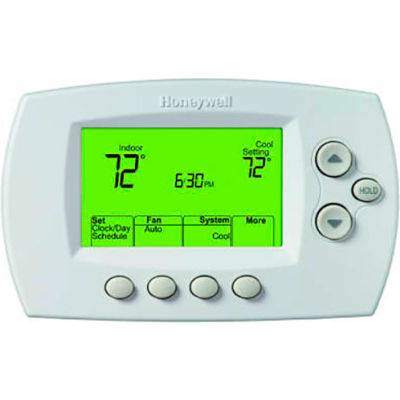 Honeywell Wireless FocusPRO® 5-1-1 Programmable Thermostat TH6320R1004