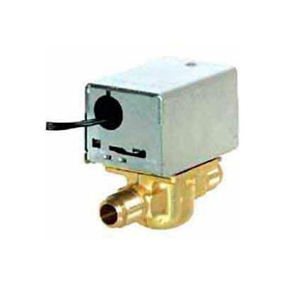 "120V 1/2"" Flare Connection Line Voltage Motorized Zone Valves"