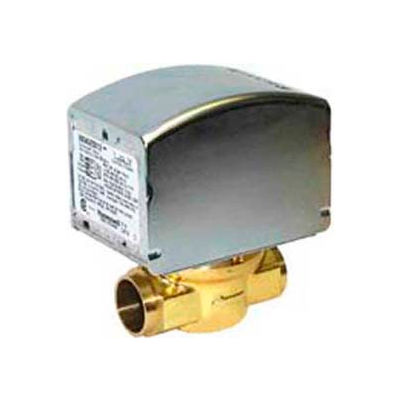 Honeywell V8043E1020 - Motorized Zone Valve, 1 inch Sweat Connection Low Voltage w/3.5 Cv Capacity