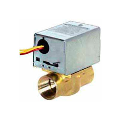 "24V 1"" Npt Connection Low Voltage Motorized Zone Valves W/ 10 Cv Capacity"
