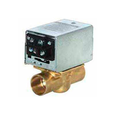 24V Sweat Connection Low Voltage Motorized Zone Valves W/ 8 Cv Capacity