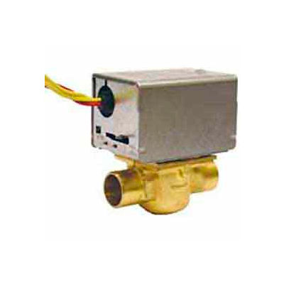 Low Voltage Motorized Zone Valves For 15 Psi Steam