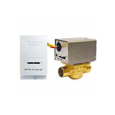 Hydronic Zone Builder Pack Y-Pak T822K1018 Thermostat V8043E1061 Zone Valve