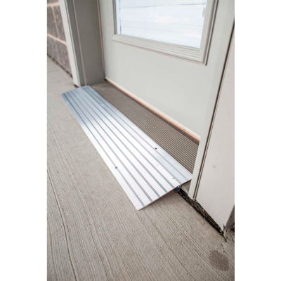 "EZ-ACCESS® Transitions® Modular Entry Ramp 1.5""  TMER 1.5 - 9-1/2""L x 34""W - 700 Lb. Cap."