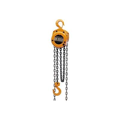 CF Hand Chain Hoist - 1-1/2 Ton, 20' Lift