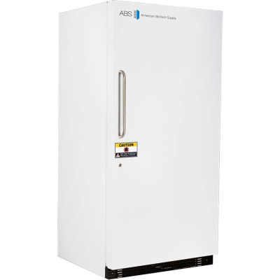 American Biotech Supply Standard Manual Defrost Freezer ABT-MFS-30, 30 Cu. Ft.