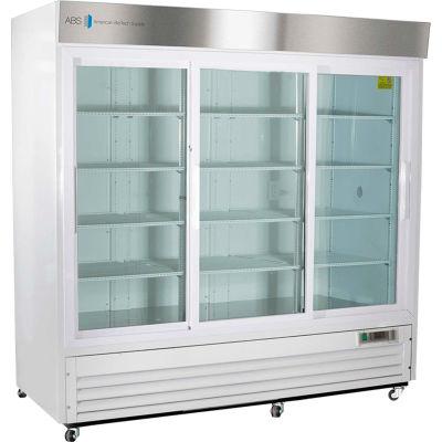 American Biotech Supply Standard Chromatography Refrigerator ABT-HC-CS-69, 69 Cu. Ft.