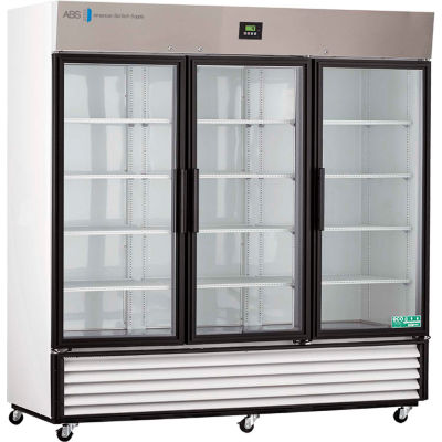 American Biotech Supply Premier Laboratory Refrigerator ABT-HC-72, 72 Cu. Ft.