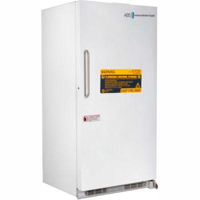 American Biotech Supply Standard Flammable Proof Refrigerator/Freezer ABT-FRCS-30, 30 Cu. Ft.