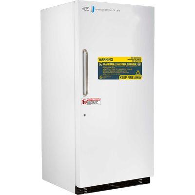 American Biotech Supply Standard Flammable Proof Freezer ABT-FFS-30, 30 Cu. Ft.