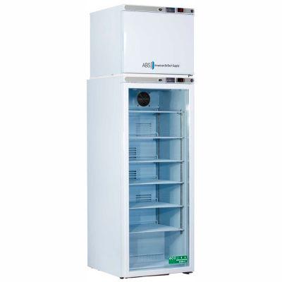 American Biotech Supply Premier Refrigerator & Freezer Combination ABT-HC-RFC12G, 12.2 Cu. Ft.
