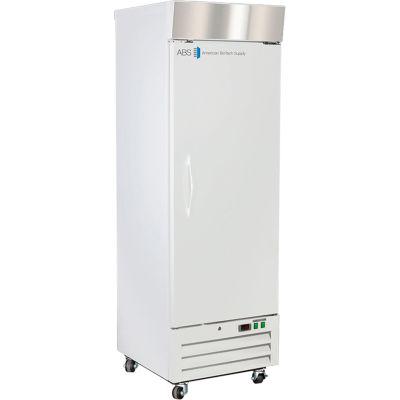 American Biotech Supply Standard Solid Door Laboratory Refrigerator, 16 Cu. Ft.