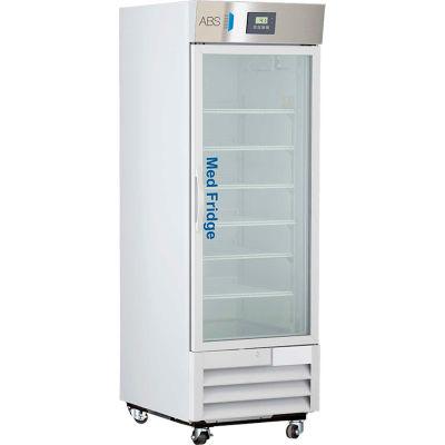 American Biotech Supply Premier Pharmacy/Vaccine Swing Glass Door Refrigerator, 23 Cu. Ft.