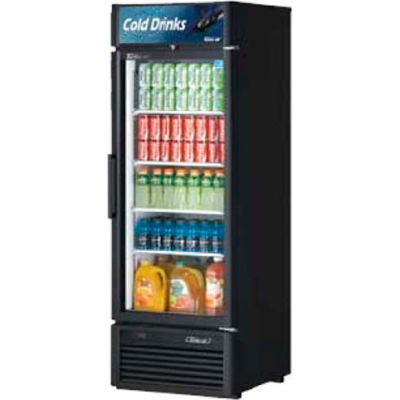 "Turbo Air TGM-23SD Refrigerated Merchandiser - 27""W x 30-1/4""D x 77""H"