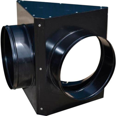 """Heat Wagon Dual Outlet Duct Adaptor AR312 for Heat Wagon HVF310 - 12"""" Diameter"""