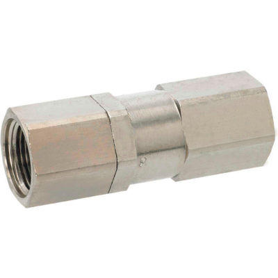 "Husky 3/4""F x 3/4""F Non-Reconnectable E25/E85 Safe-T-Break® - 6273"