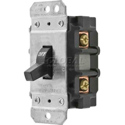 Short Toggle Switch 30 AMP 600V