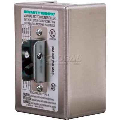 30 AMP NEMA 1 Enclosed Toggle Switch