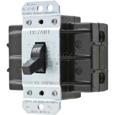 Standard Toggle Switch 60 AMP 600V 2 Poles
