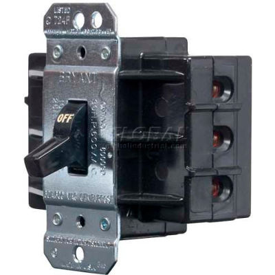 Standard Toggle Switch 60 AMP 600V 3 Poles